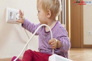 Ασφαλές σπίτι για μωρά: Ποιες είναι οι απαραίτητες τεχνικές εργασίες;
