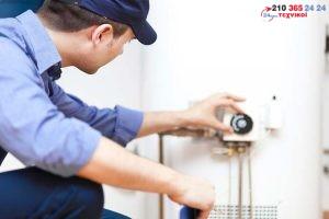 Συντήρηση καυστήρα αερίου: Μάθετε τα πάντα για το service του λέβητα αερίου