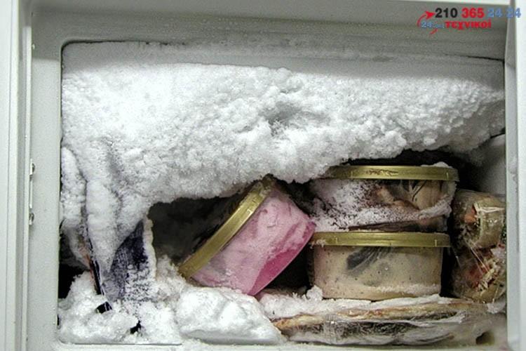 Πιάνει πάγο η πλάτη του ψυγείου σας; Δείτε τι θα πρέπει να κάνετε!