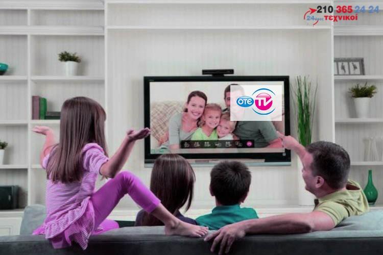 ΤΕΧΝΙΚΟΙ OTE TV SERVICE ΒΛΑΒΕΣ ΙΛΙΟΝ