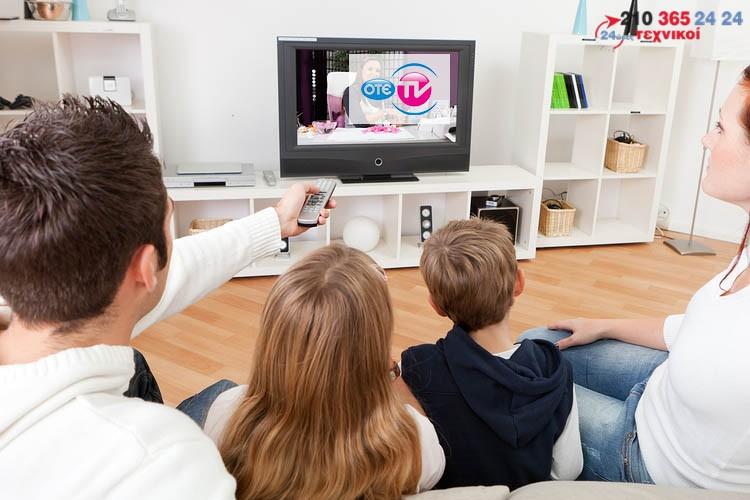 ΤΕΧΝΙΚΟΙ OTE TV SERVICE ΒΛΑΒΕΣ ΗΛΙΟΥΠΟΛΗ