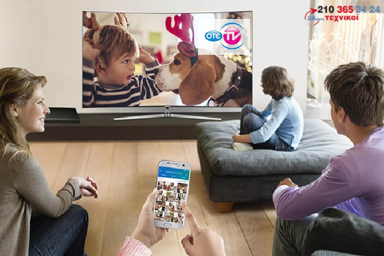 ΤΕΧΝΙΚΟΙ OTE TV SERVICE ΒΛΑΒΕΣ ΚΕΡΑΤΣΙΝΙ