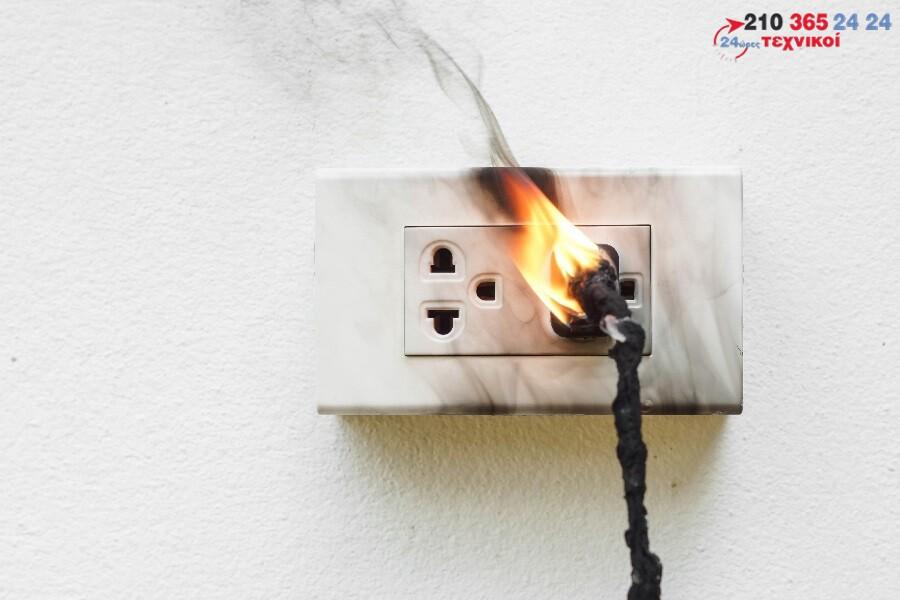 4 σημάδια για ηλεκτρολογικά προβλήματα