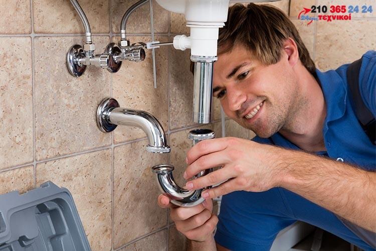 Γιατί έχετε χαμηλή πίεση νερού
