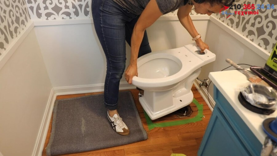 Γιατί να προσλάβετε έναν υδραυλικό όταν ανακαινίζετε το μπάνιο σας;